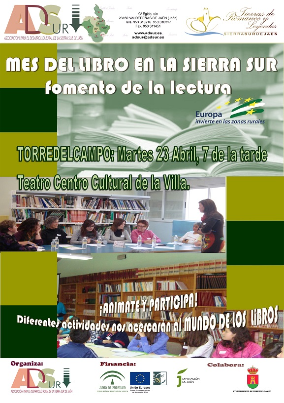 cartel DÍA DEL LIBRO_TORREDELCAMPO