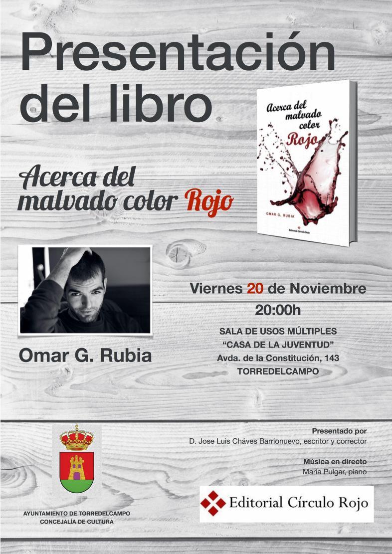 Cartel Presentación libro_Omar G_baja