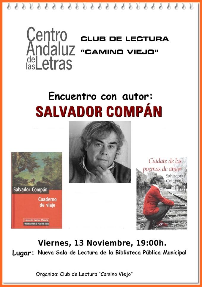 encuentro con autor_Salvador Compán
