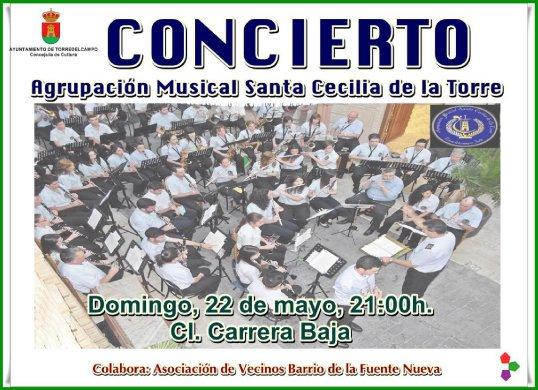 cartel-concierto-agrupacion-musical